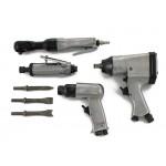 Air Rattle Gun Tool Kit 32pc