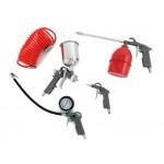 Air Spray Gun Kit 5pc Air Tools Set