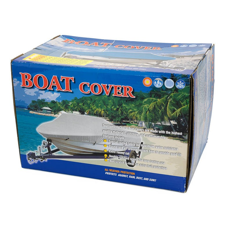 Boat Cover 14 16 600d Heavy Duty