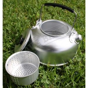 Aluminium Camping Tea Pot 800ml