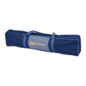 Supreme Folding Stretcher Camp Bed 1.9m Steel