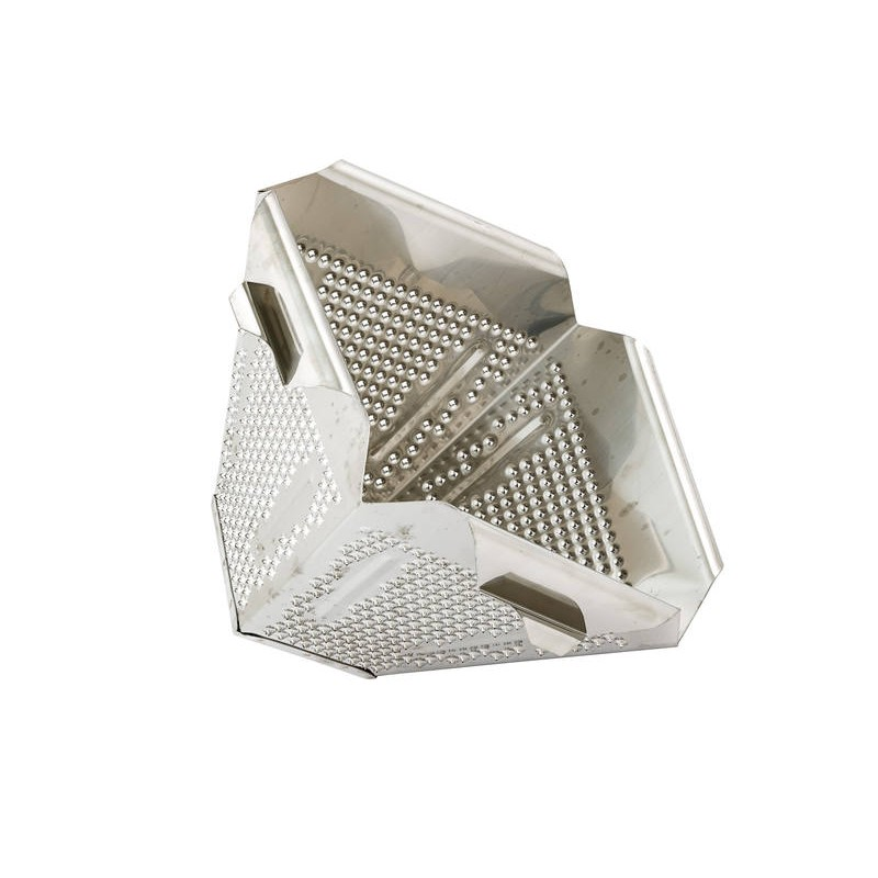 4 Sided Camping Pyramid Toaster Stainless Steel Campmaster