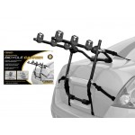 CARGOLOC Trunk Mount 3 Bicycle Carrier Rack