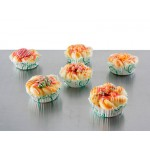Artificial Display Food Decoration - Pastry 6pc