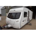 Lunar Delta Ti UK Caravan 2011 4 Berth - Awning, A/C, Satellite