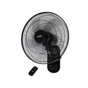 40cm Wall Mounted Fan With 3 Speed Remote Control