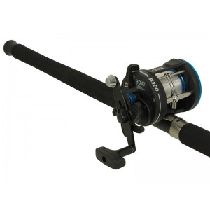 6' Rod & Reel Boating Combo Set 1pce 1.8m
