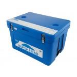 Chilly Bin Heavy Duty Cooler Box Bins 100L Blue NORTH HEAD