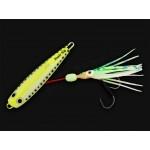 Fishing Lure 60g Size 1/0 - Ocean Dancer Green