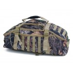 Backpack Camo Luggage Kit Bag 55L