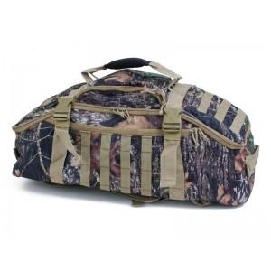Backpack Camo Luggage Kit Bag 55L