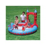Bestway Inflatable Castle Play Pool 3yrs+