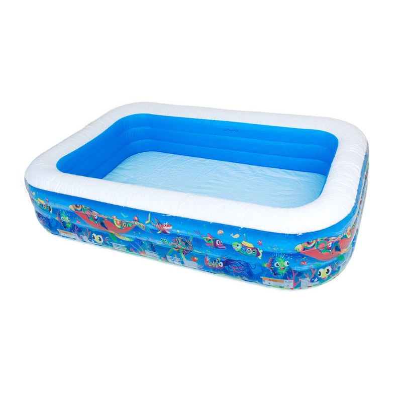 Bestway Inflatable Family Sea Life Pool Large 2 3m