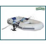 Bestway Inflatable 2.9m Dinghy Boat Raft + 2 Oars