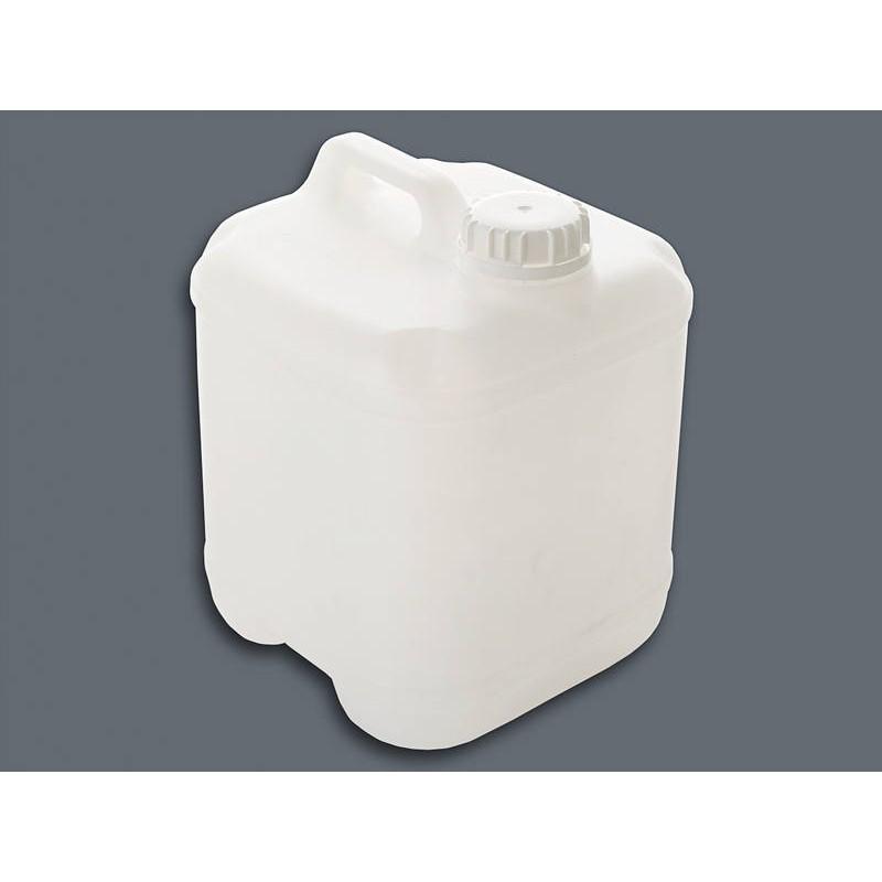 2 x 20 Litre Canister Full White Camping Plastic Canister Plastic Canister