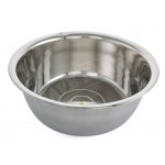 60cm Diameter Round Bowl Stainless Steel