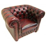 Leather Lounger Chair 100% Genuine Leather