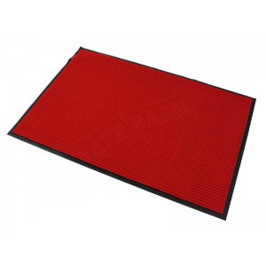 Door Mat Floor Mats Non Slip 80x120cm Red