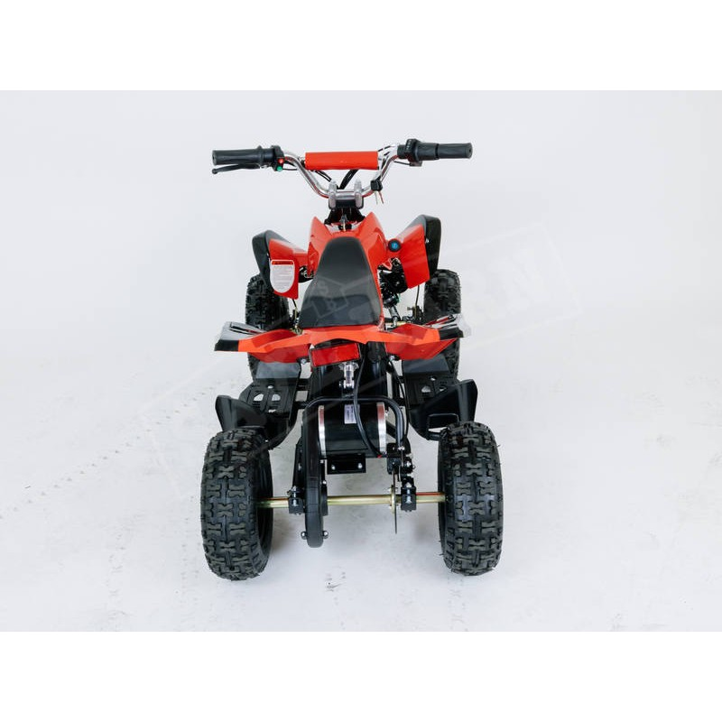 Electric Quad Bike Kids 36v 800w Mini Off Road Red Black