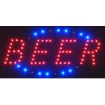 LED Sign BEER Signs 48x25CM