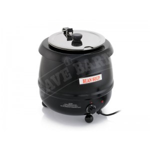 Soup Kettle Wet Heat Electric Pot Urn S/S 10L 400W