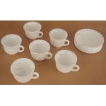12pce TeaCup / Saucer Set