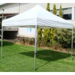 Marquee Gazebo Tent 3x3M H/D Alloy Frame