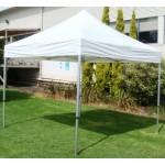Marquee Gazebo Tent 3x3M H/D Alloy Frame