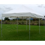 Marquee Gazebo 6x3M H/D Alloy Frame Tent