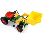 Ride On Peddle Tractor Loader