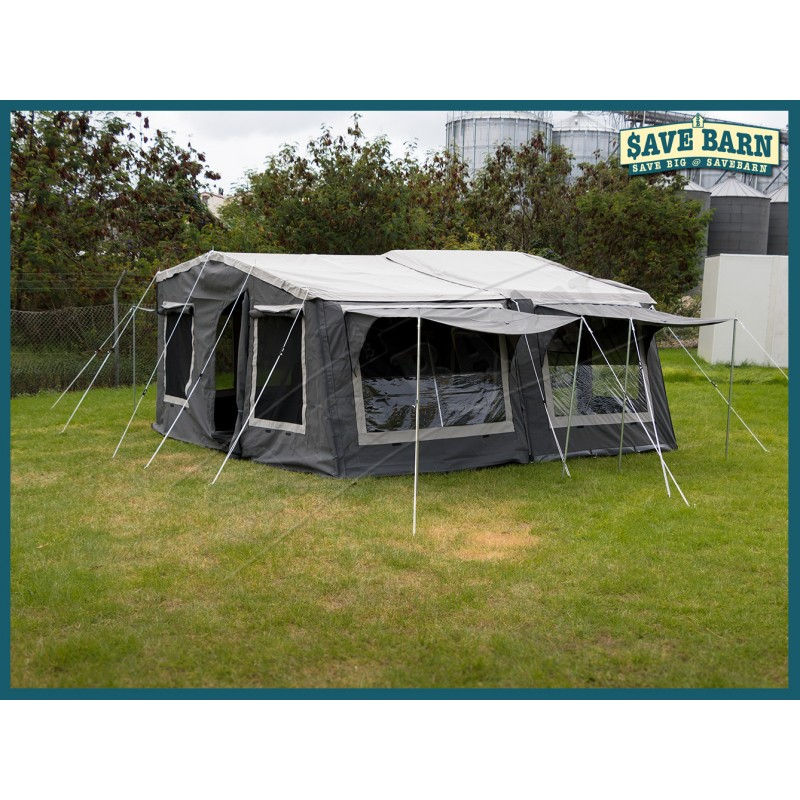 Trailer Tent & Awning 14oz 225ft2 / 20.9m2