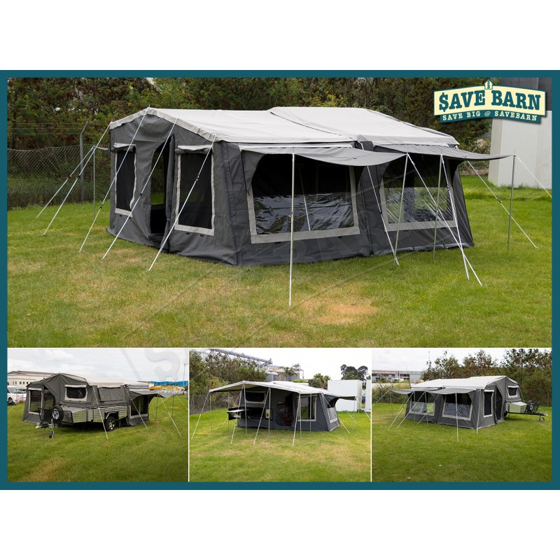 Trailer Tent & Awning 14oz 270ft2 / 25m2
