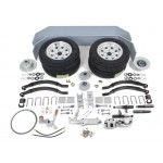 Trailer Kit Tandem Axle 2400kg Set - Braked
