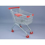 Supermarket Shopping Trolley 60L
