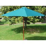 Umbrella Sun Market Umbrellas 3M Green