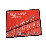 Spanner 12pce 6-24mm Combi Wrench Set